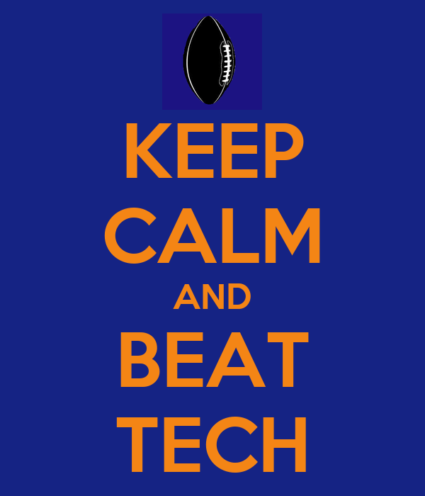 KEEP CALM AND BEAT TECH