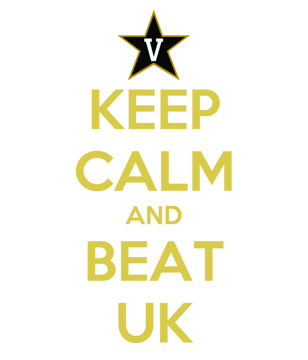 KEEP CALM AND BEAT UK