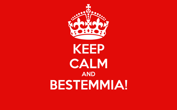 KEEP CALM AND BESTEMMIA!