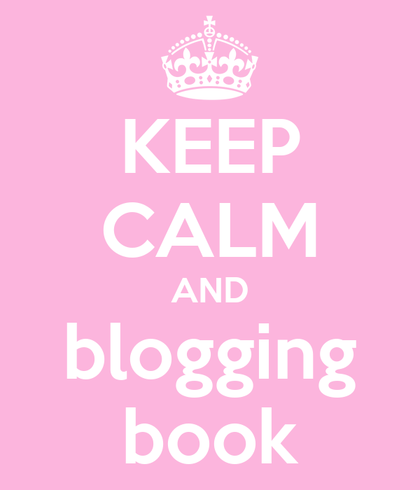 KEEP CALM AND blogging book