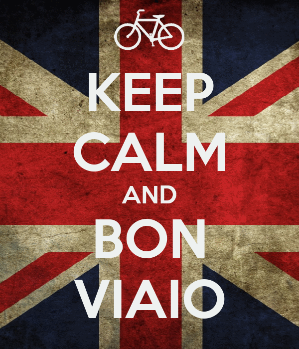 KEEP CALM AND BON VIAIO