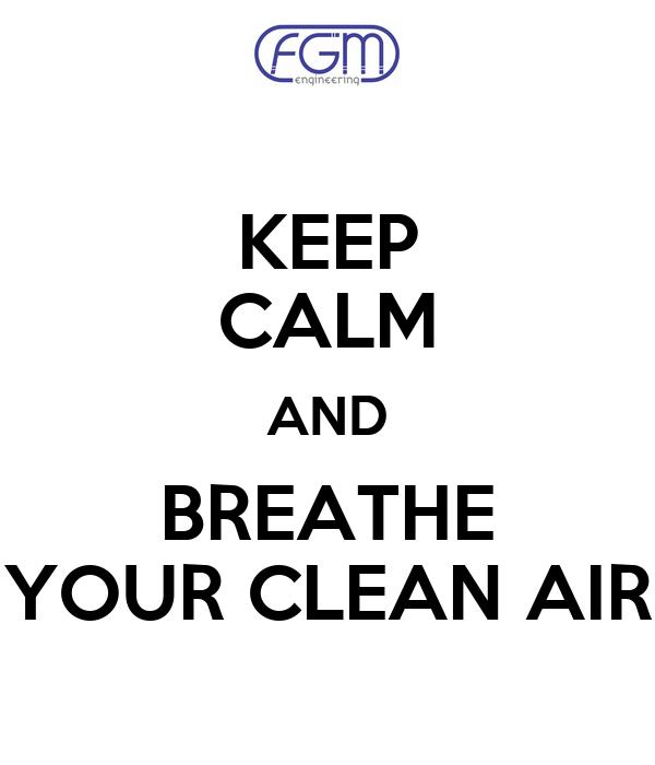 how to keep air clean