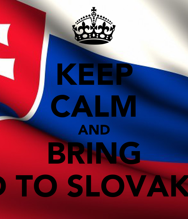 KEEP CALM AND BRING 1D TO SLOVAKIA
