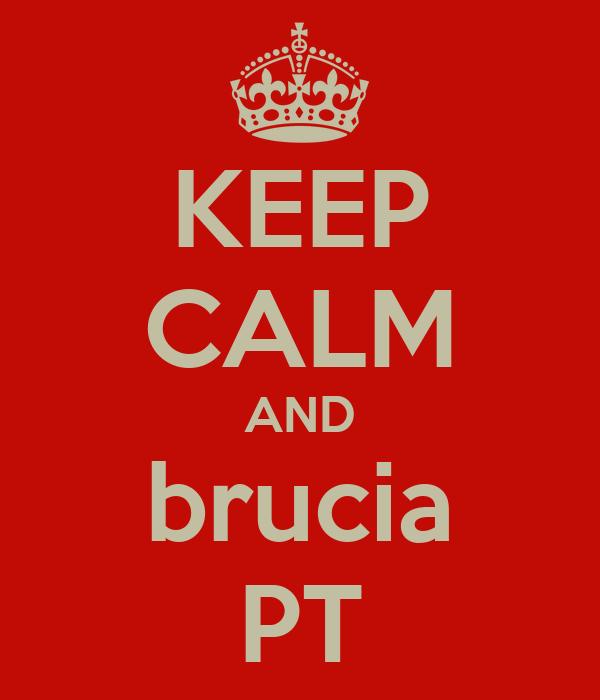 KEEP CALM AND brucia PT