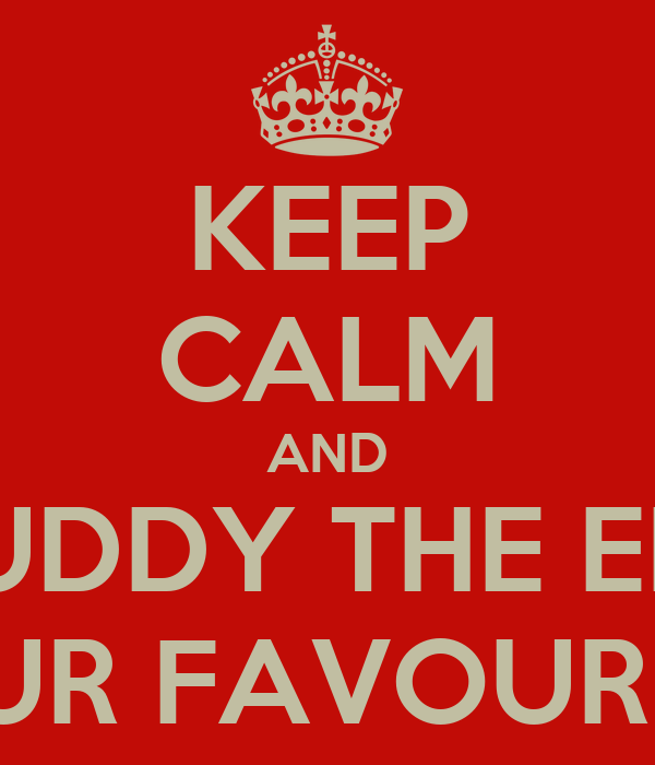 KEEP CALM AND BUDDY THE ELF WHAT'S YOUR FAVOURITE COLOUR Poster ...