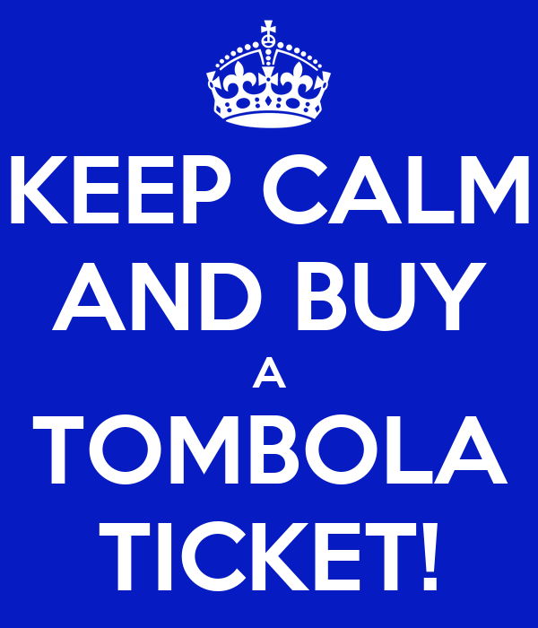 keep calm and buy a tombola ticket poster ashfield6 keep calm o