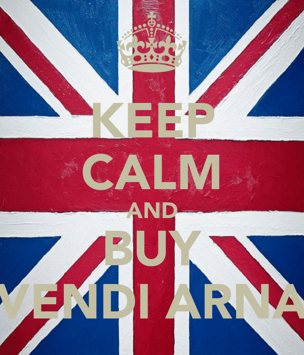KEEP CALM AND BUY AVENDI ARNAU