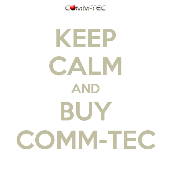 KEEP CALM AND BUY COMM-TEC