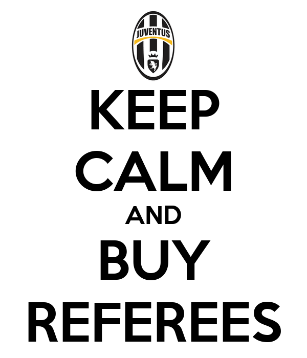KEEP CALM AND BUY REFEREES