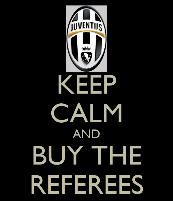 KEEP CALM AND BUY THE REFEREES