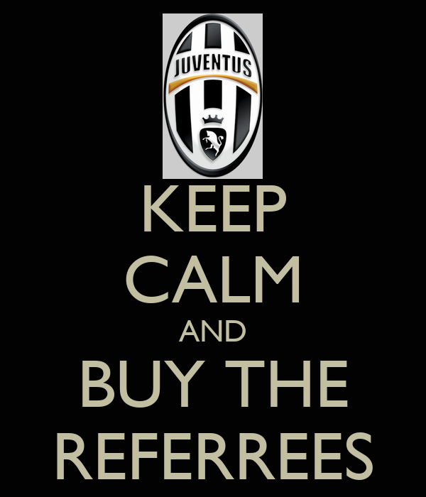 KEEP CALM AND BUY THE REFERREES