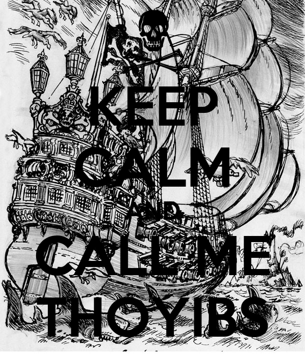 KEEP CALM AND CALL ME THOYIBS