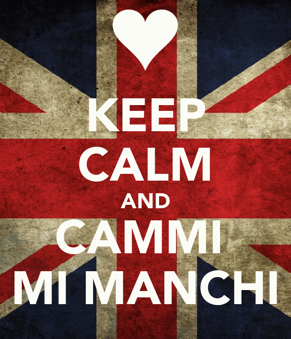 KEEP CALM AND CAMMI  MI MANCHI