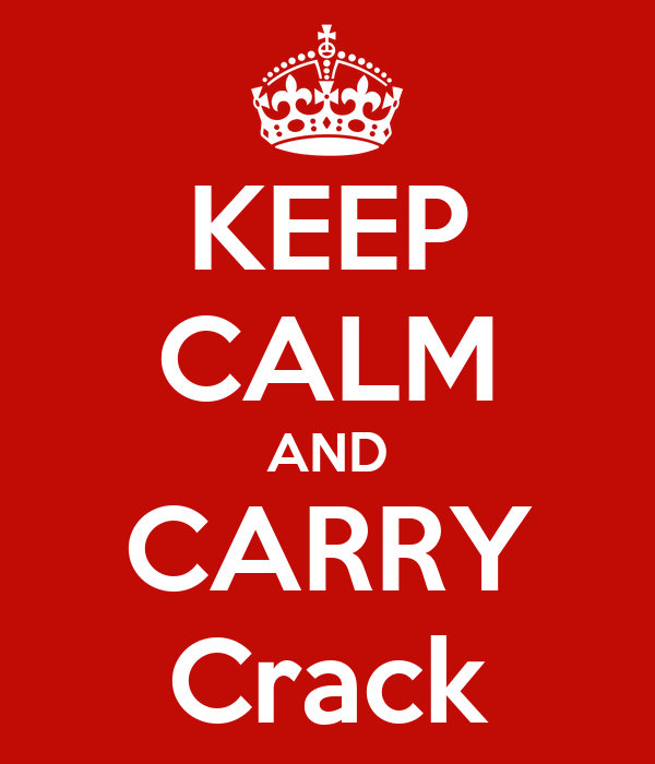 KEEP CALM AND CARRY Crack