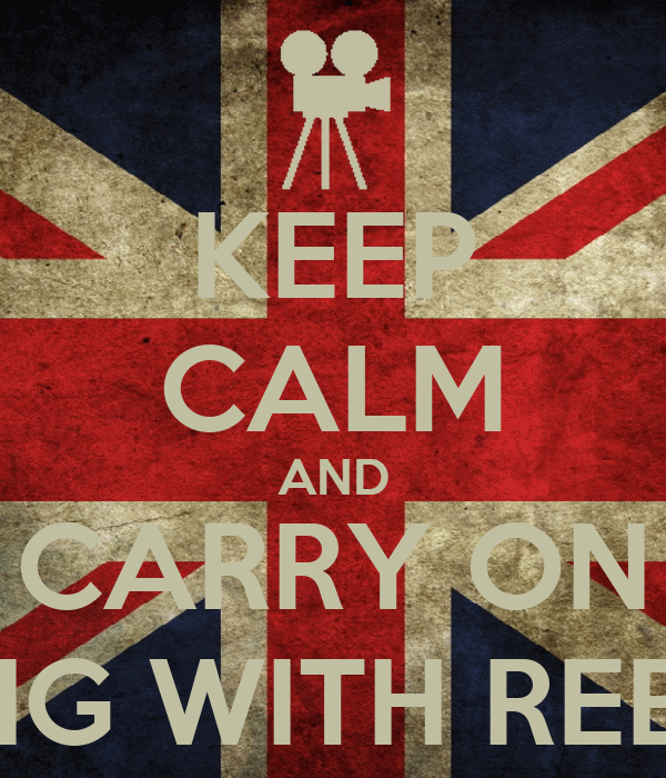 KEEP CALM AND CARRY ON DANCING WITH REBECCZ S