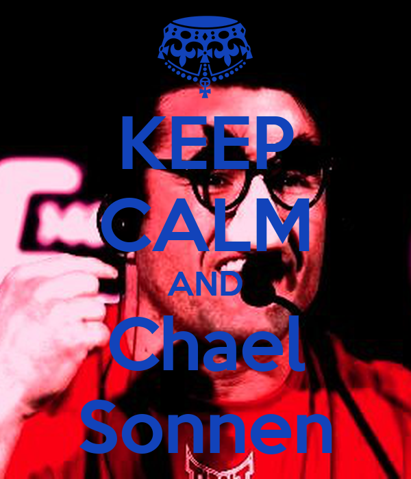 KEEP CALM AND Chael Sonnen
