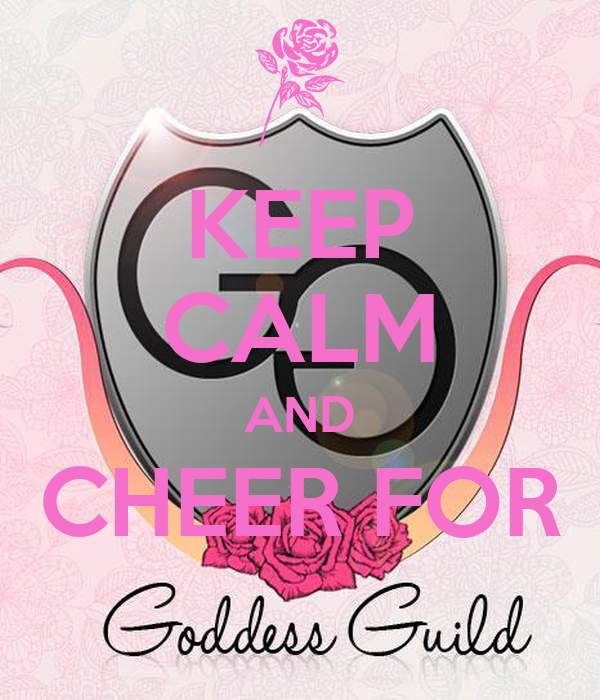 KEEP CALM AND CHEER FOR