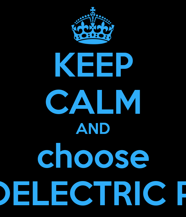 KEEP CALM AND choose HYDROELECTRIC POWER