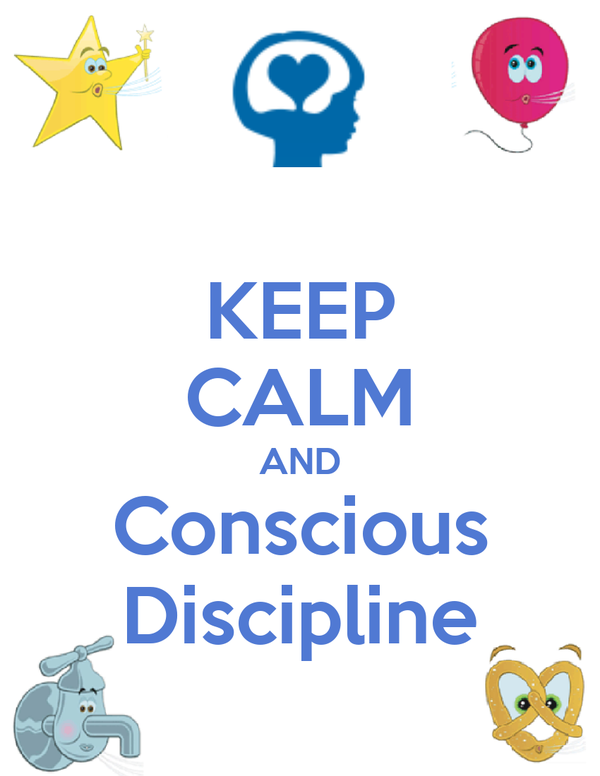 This is a picture of Massif Conscious Discipline Posters