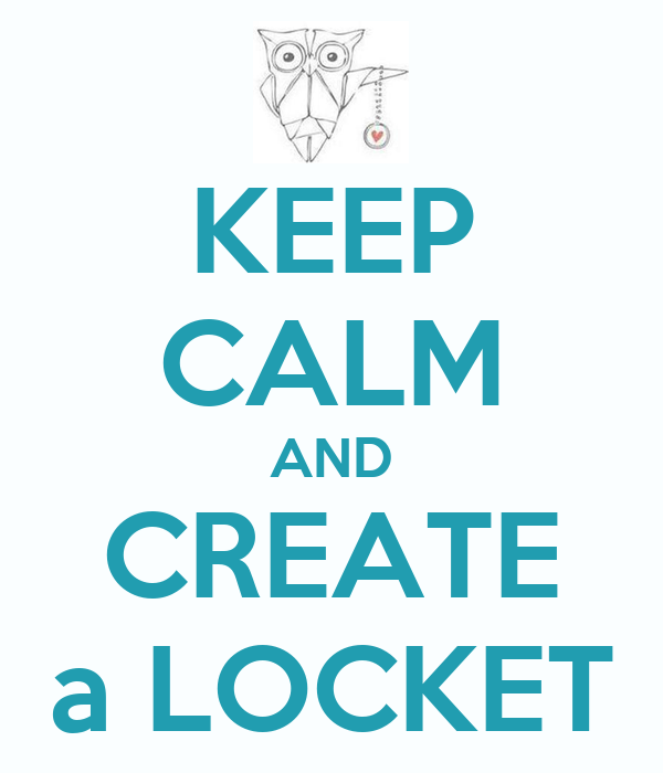 how to create a keep calm poster