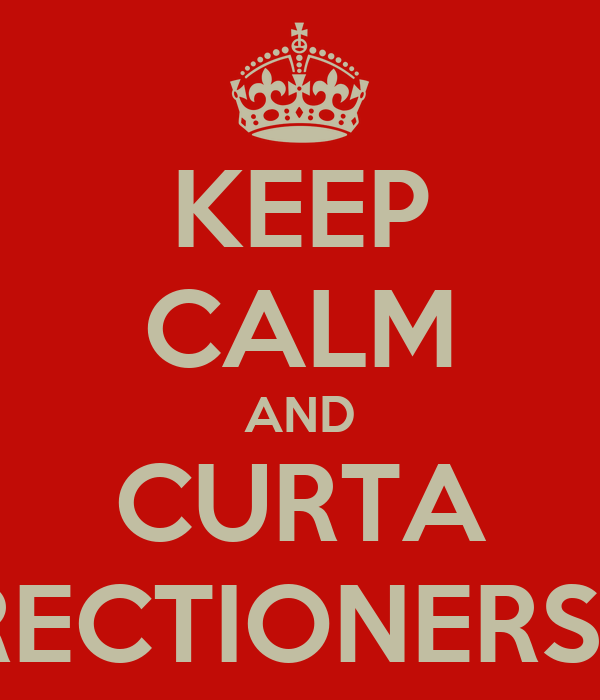 KEEP CALM AND CURTA DIRECTIONERS BR
