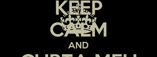 KEEP CALM AND CURTA MEU FACE