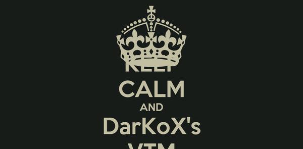 KEEP CALM AND DarKoX's VTM