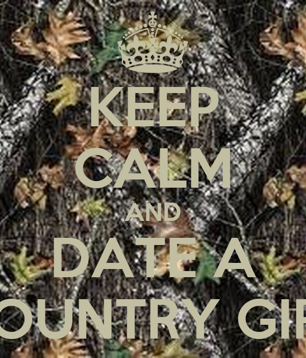 Dating country girl