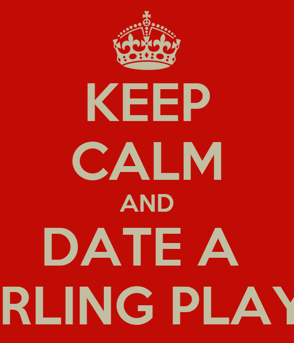 KEEP CALM AND DATE A  CURLING PLAYER