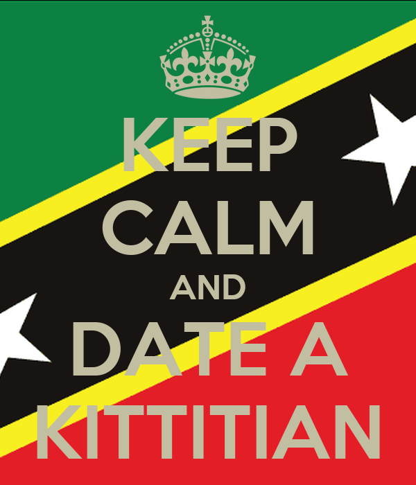 KEEP CALM AND DATE A KITTITIAN