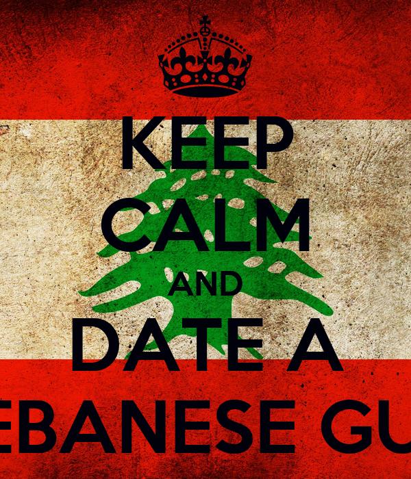 Dating lebanese guy