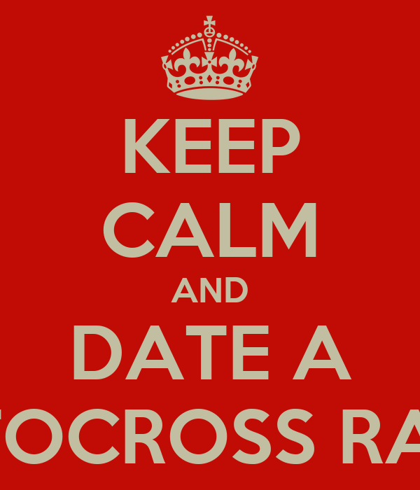 KEEP CALM AND DATE A MOTOCROSS RACER