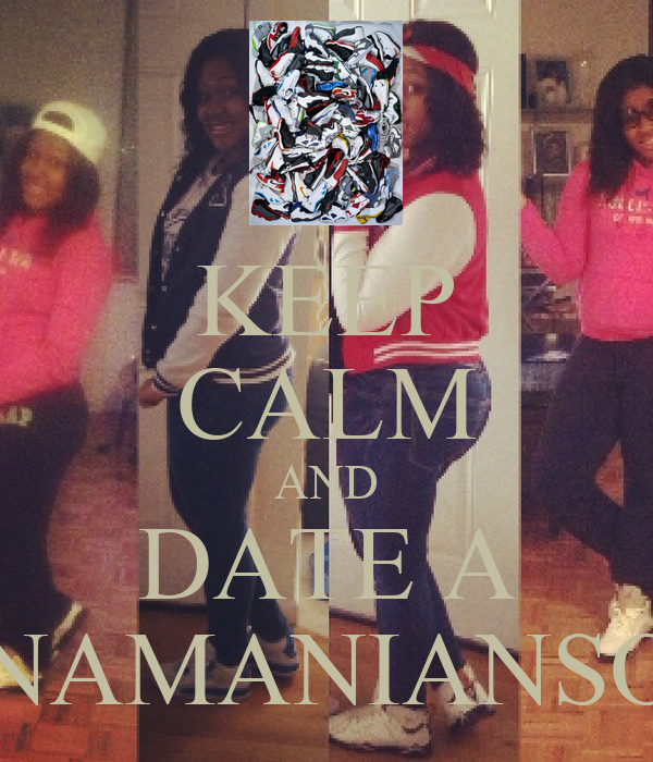 KEEP CALM AND DATE A PANAMANIANSOLE