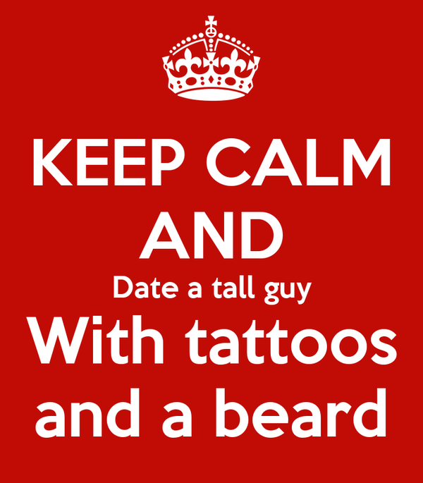 Beard and tattoo dating site