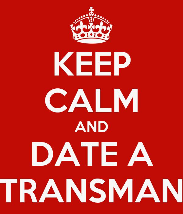 Transman dating uk