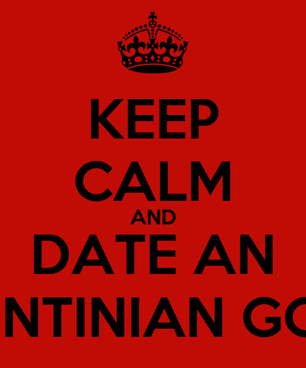KEEP CALM AND DATE AN ARGENTINIAN GOLFER