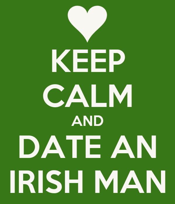 Irish men dating