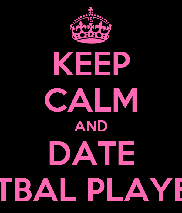 KEEP CALM AND DATE NETBAL PLAYERS