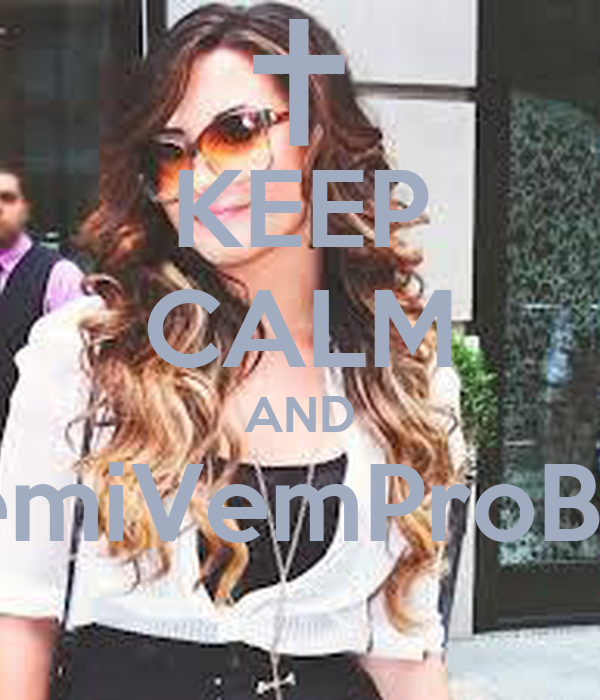 KEEP CALM AND #DemiVemProBrasil