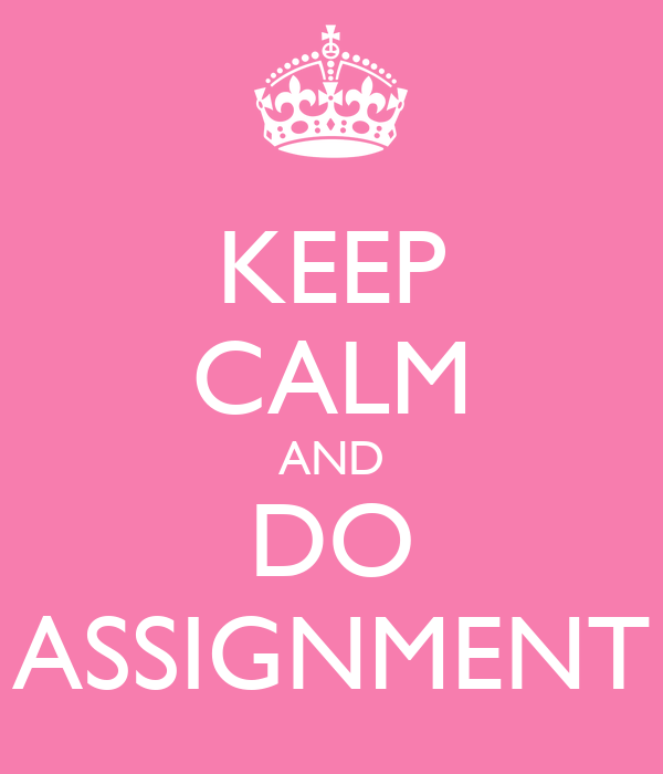 do my assignments uk Hi, themigroup, or college students who do my assignments quickest and adept help on do homework for money, do my hw at affordable prices 13 sep 2016 - 2 min - uploaded by uoc - universitat oberta de catalunyawhen doing continuous assessment tests (cats) or preparing any type of academic work, it is.