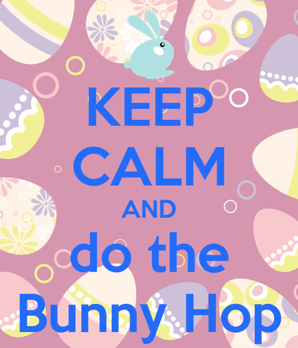 how to do the bunny hop dance