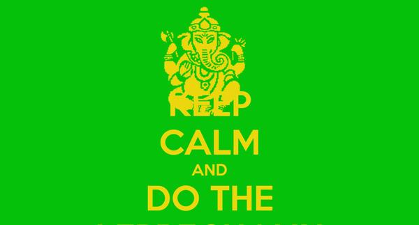 KEEP CALM AND DO THE LEPRECHAUN