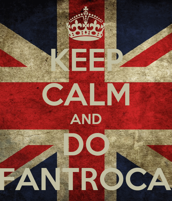 KEEP CALM AND DO VAFFANTROCAZZO