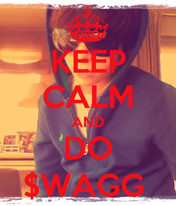 KEEP CALM AND DO $WAGG