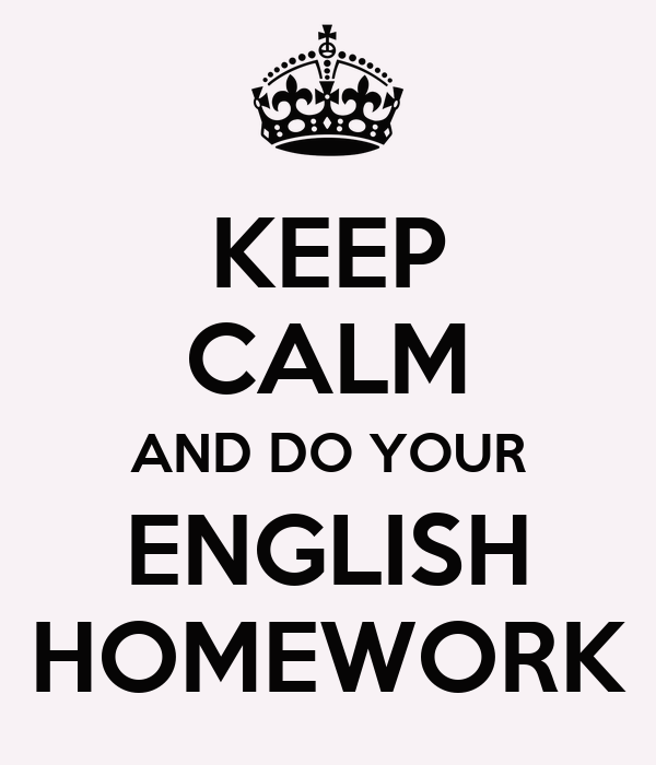Do my english assignment