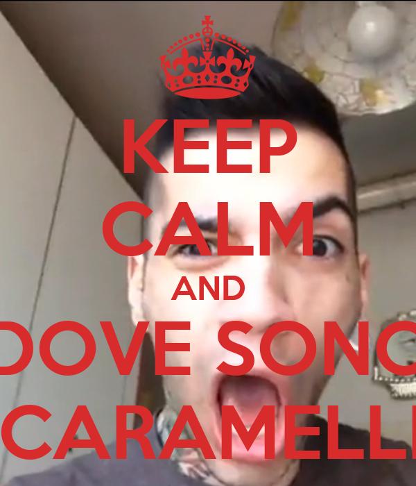 KEEP CALM AND DOVE SONO LE CARAMELLE??