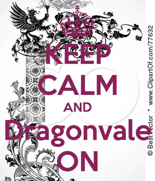 KEEP CALM AND Dragonvale ON