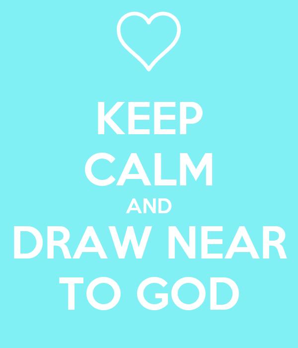 how to draw near to god pdf