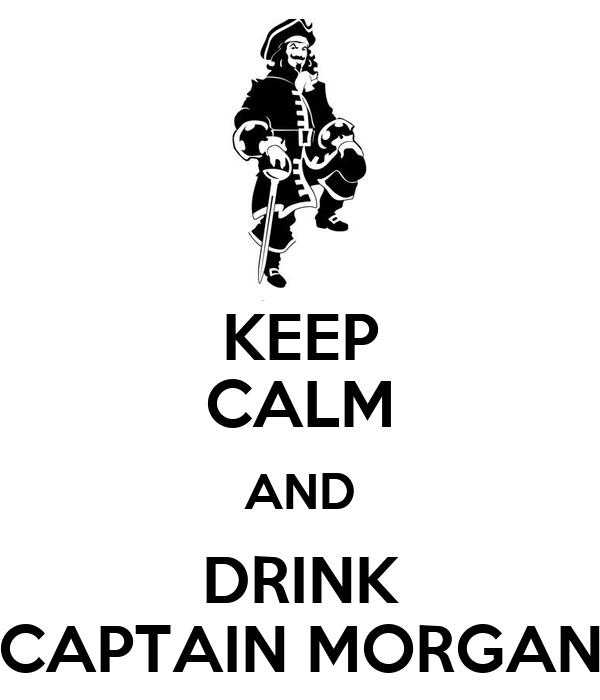 how to drink captain morgan loconut