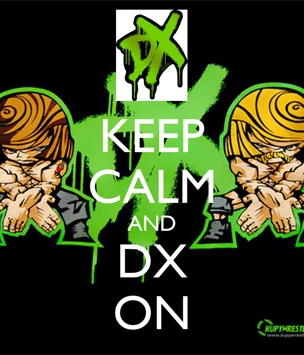 KEEP CALM AND DX ON